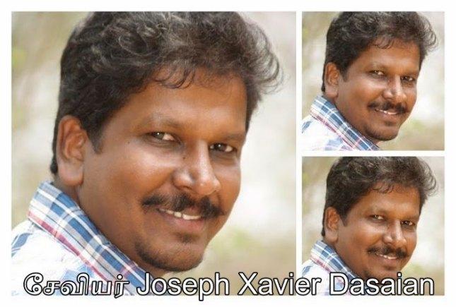 சேவியர்   Joseph Xavier Dasaian